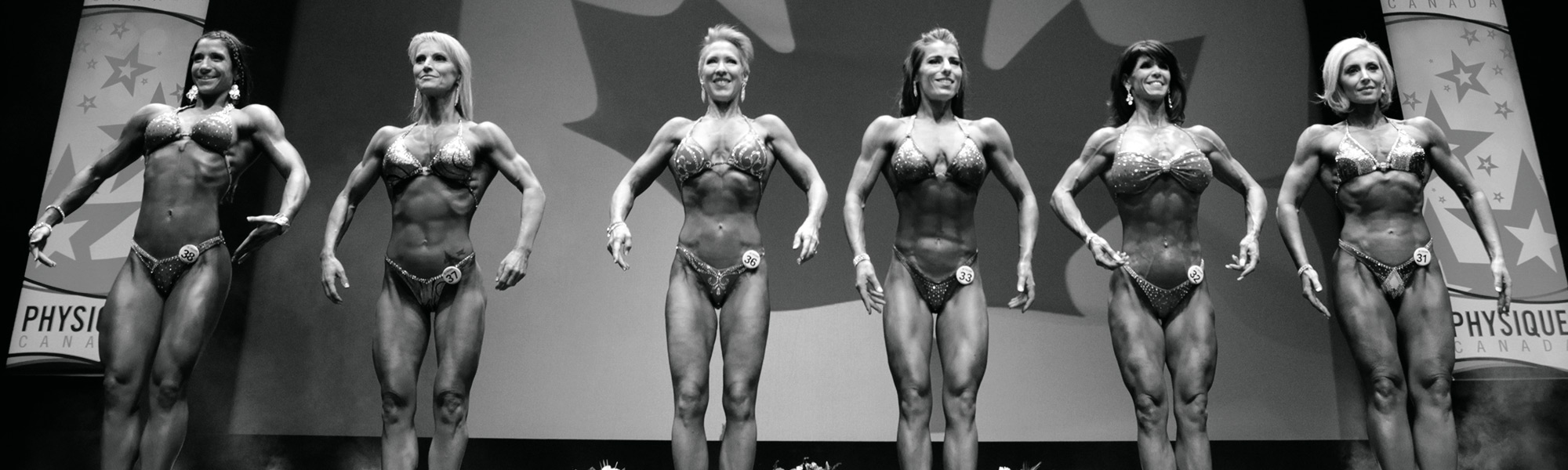 Women's Muscular Physique (aka Figure)<br /> (aka Figure)